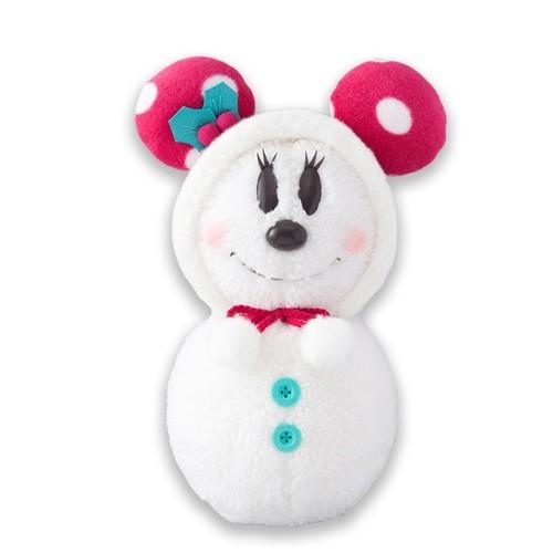 2016ディズニークリスマス スノースノー・ぬいぐるみ