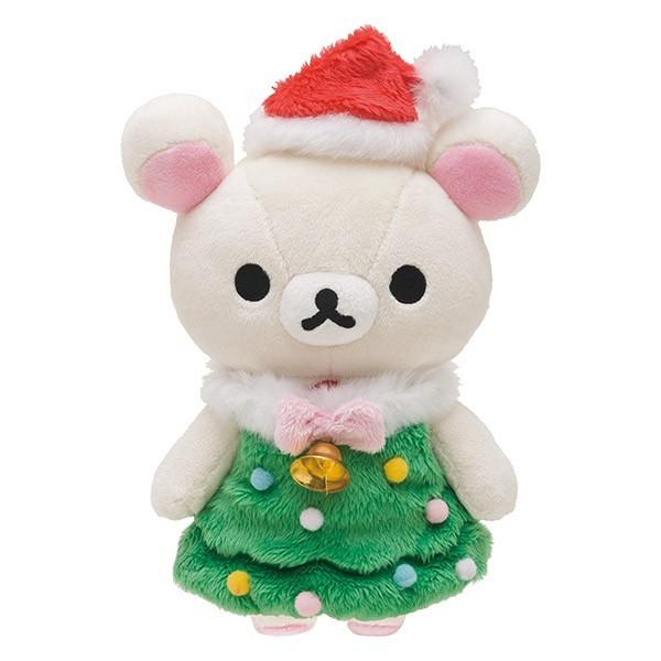 クリスマスぬいぐるみ(コリラックマ)