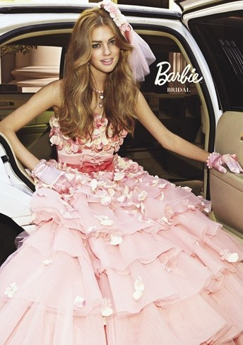 Barbie BRIDAL(バ-ビ-ブライダル) | カテゴリ | ウエディングドレス レンタル|愛ロイヤルウェディング (8535)