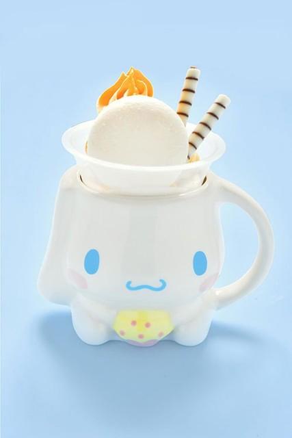 シナモンのカップサンデー 700円
