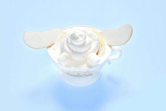空飛ぶシナモンのおしりケーキ 600円
