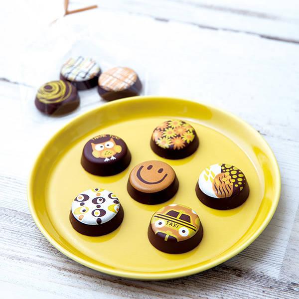 ママズキッチン モールドチョコレートキット