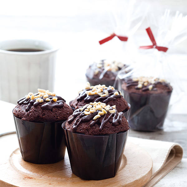 ママズキッチン チョコカップケーキキット