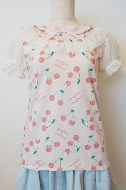 heart cherryカットソー 9,936円(税込)