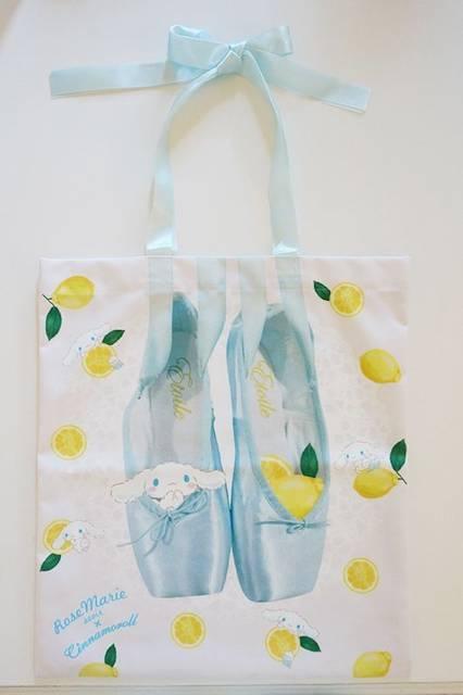 etude ballet bag(レモンシナモン) 6...