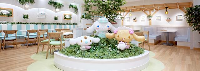 シナモロールカフェ 京都店