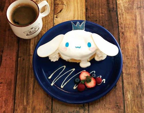シナモンのスペシャルショートケーキ 1,280円(税別)