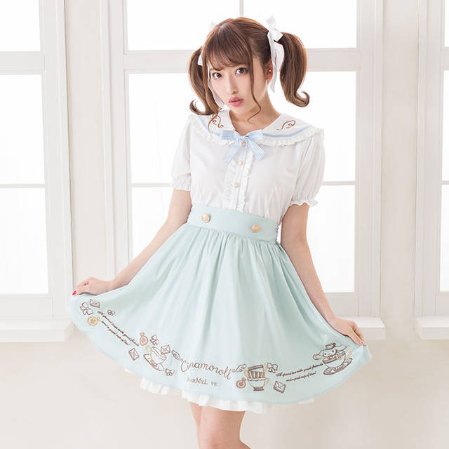 スカート 4990円(税込み)
