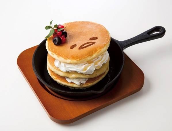 また写メ→SNS?ぐでふわパンケーキ