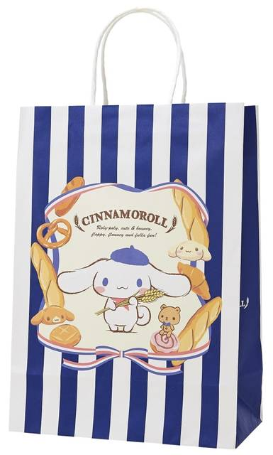 シナモロール15周年記念オリジナルショッピングバッグ