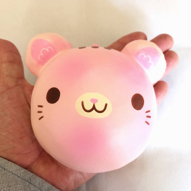 ねこ(ピンク)