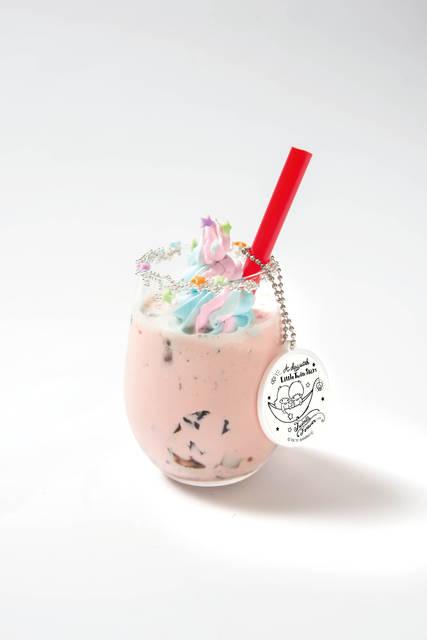 キキとララのコーヒーゼリー入りアイスラテ 〜オリジナル...