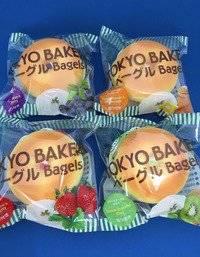 TOKYO BAKERY ベーグル全4種類
