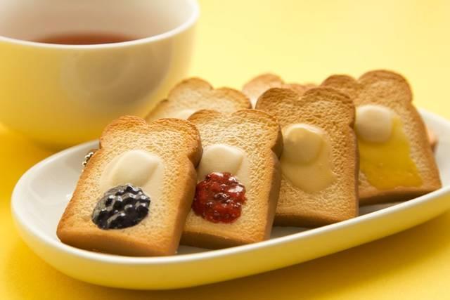 TOKYO BAKERY ミニトースト全4種類