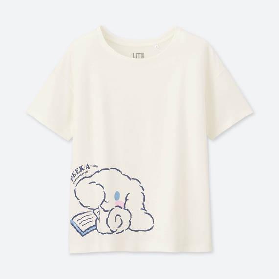 サンリオグラフィックT(半袖)+E シナモロール ¥9...