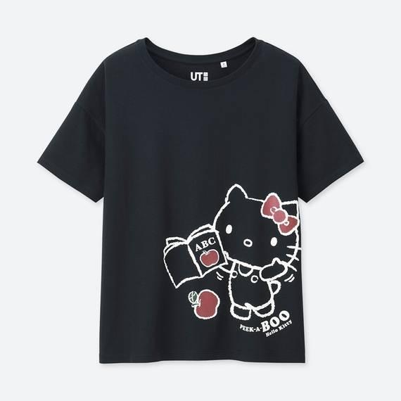 サンリオグラフィックT(半袖)+E ハローキティ ¥9...