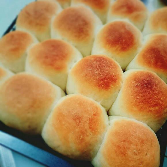 これが通常のちぎりパン