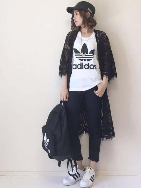 原宿発10代女子オススメ!スポーツスタイル