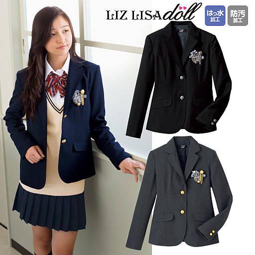 LIZ LISA dollのブレザーがとっても可愛い♡