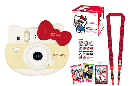 """チェキ"" instax mini HELLO KIT..."
