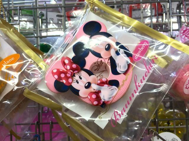 ディズニーのバームクーヘン980円