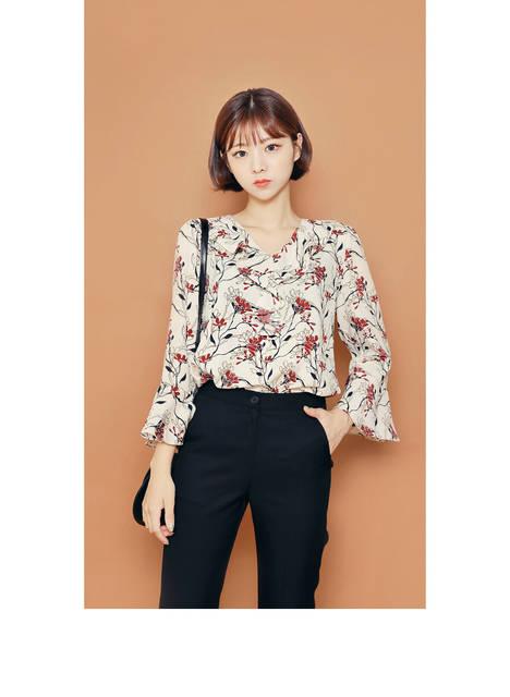 ◆女性らしさ抜群!可愛いファッション