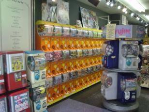 【東京ガチャガチャ】秋葉原ガチャポン会館・店の入り口付近