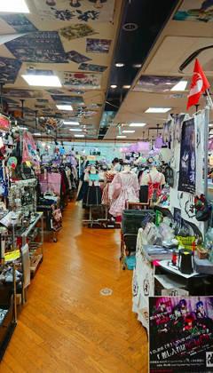 ピュアサウンド MaidenClothing アメリカ村店