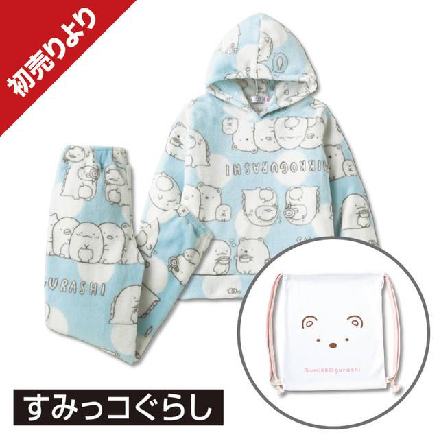 レディース キャラクターパジャマ 福袋【2点セット】