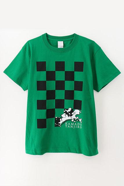 鬼滅の刃 Tシャツ(竈門炭治郎)