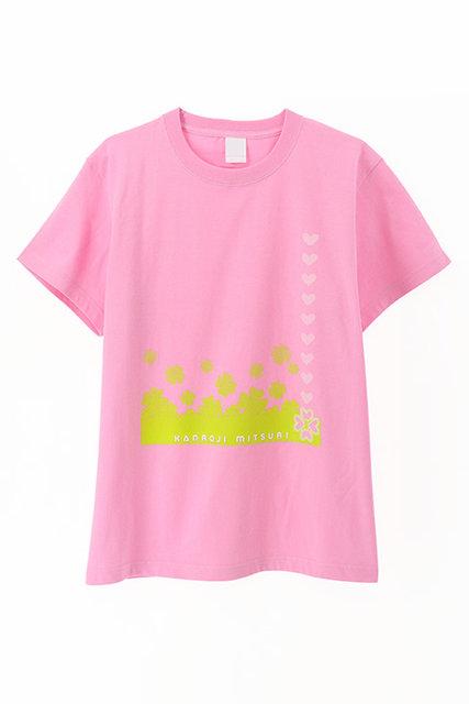鬼滅の刃 Tシャツ(甘露寺蜜璃)