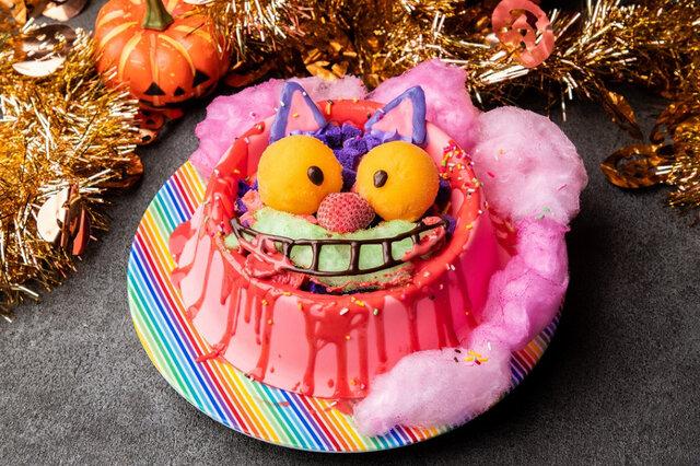 ◆チェシャ猫スプラッターアイスクリーム    1,100円