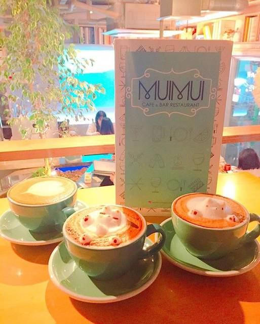 CAFE MUIMUI