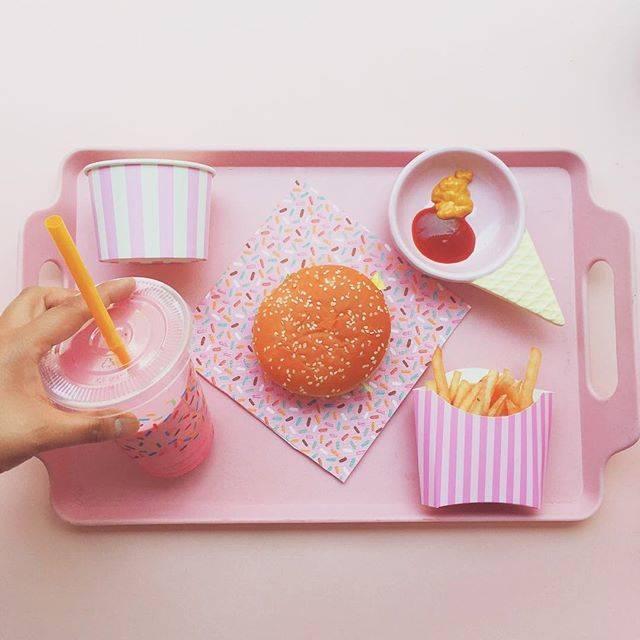 インスタ映えする可愛いピンクの雑貨たち。