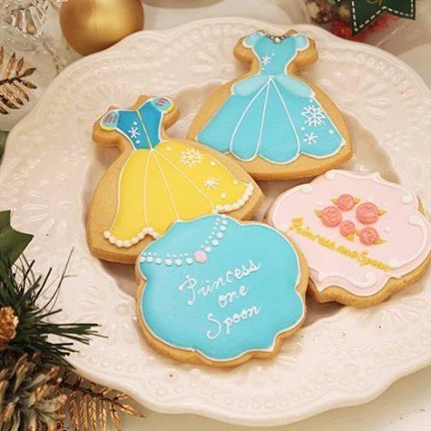 姫かわいいメルヘン『お菓子』