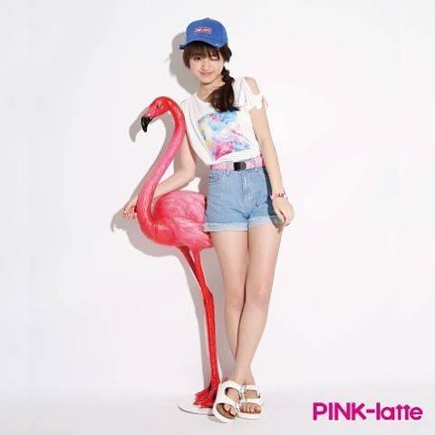 10代女子におススメ♪『PINK-latte(ピンクラ...