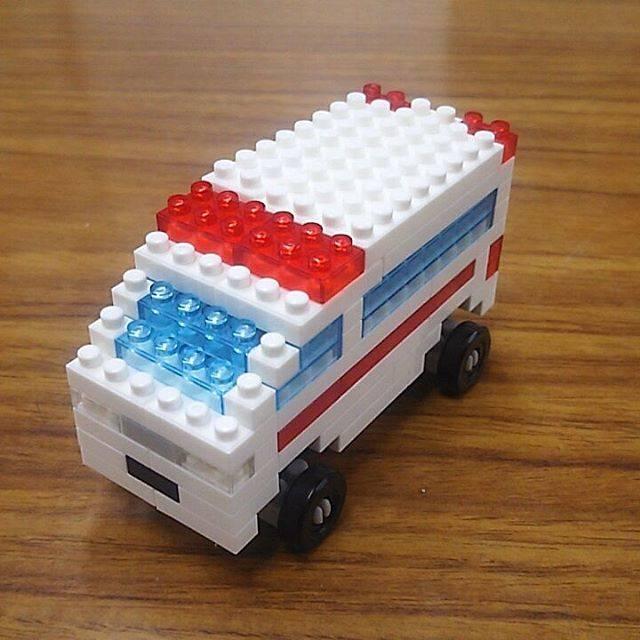救急車だってあります(*'ω'*)