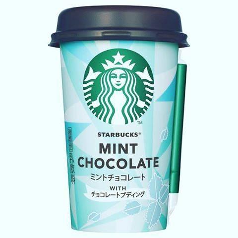 スターバックス『ミントチョコレート WITH チョコレ...