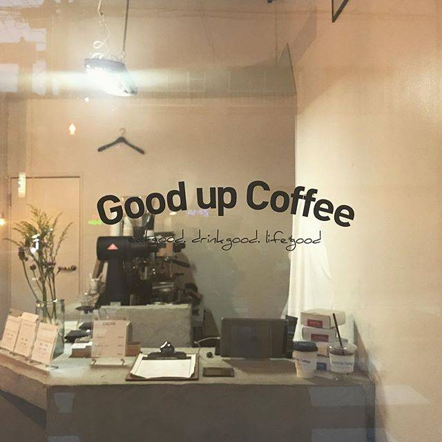 GOOD UP COFFEE