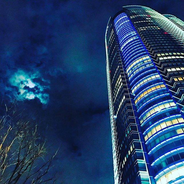 東京シティビューは六本木ヒルズ最上階の展望室♪