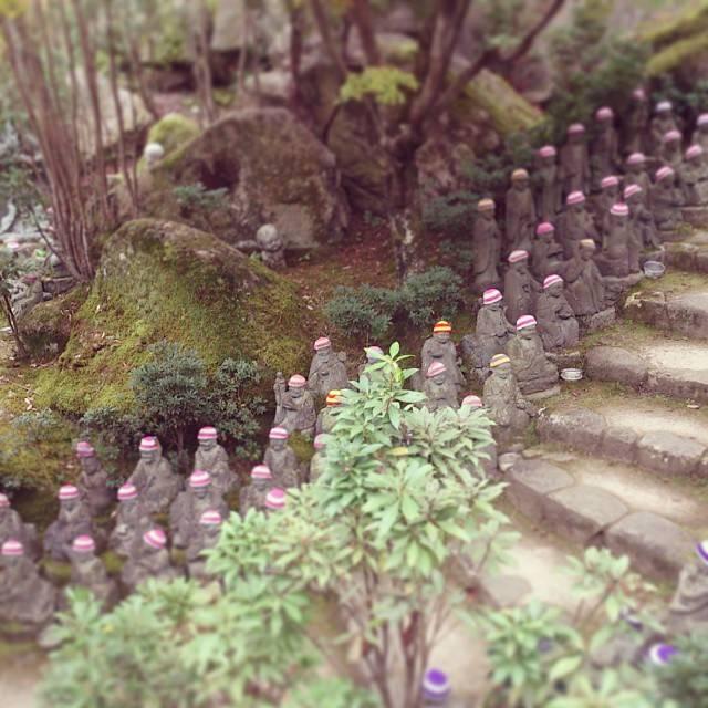 宮島でももっとも歴史のあるお寺