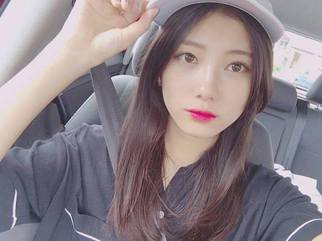 "hiyo on Instagram: ""#丸山蘭奈 #らにゃ #にゃずべりー #popteen #ポップティーン"" (52708)"