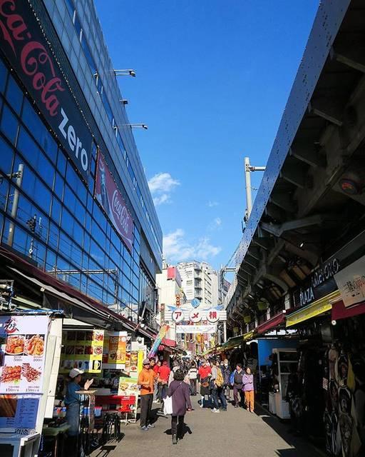"Masaru K on Instagram: ""... 【Ameyoko】 Ueno, Tokyo, Japan ... アメヤ横丁。。。 インスタ不具合が直らないので今日も投稿テスト。 ... #東京 #上野 #御徒町 #アメヤ横丁 #アメ横 #路地裏 #裏通り #東京散歩 #ブラ歩き #インスタ不具合 #早く直せや…"" (53245)"
