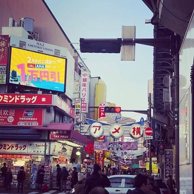 """若月 栄治 on Instagram: """"アメ横!#アメ横 #ベストコラニストがいる店"""" (53249)"""