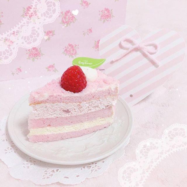 ■ふんわり苺ショート
