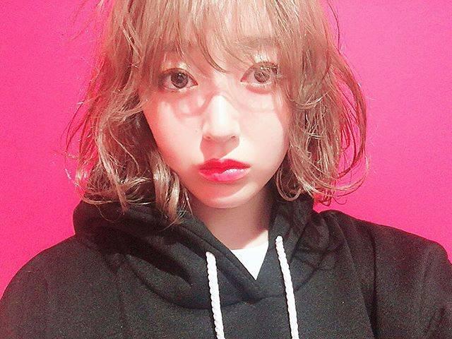 "@misakichi18m on Instagram: ""👄🧞♀️🦄🌷🌸🎟 . . . . . #韓国メイク#オルチャン#シースルーバング#selfie#selca…"" (54925)"