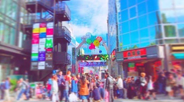 "mina on Instagram: ""#原宿#竹下通り"" (57898)"