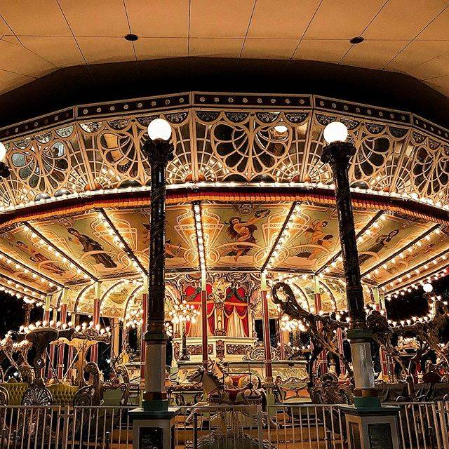 "Shigeru on Instagram: ""豊島園 メリーゴランド  カルーセルエルドラド 機械遺産 110周年 Merry-Goland's name is Carousel Eldorado. This is a World Heritage site made in Germany and celebrates…"" (57986)"