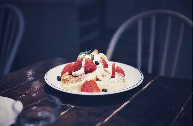 """しもきたにきた。 on Instagram: """".ふわふわ?とろとろ?食べた人にしか分からない、奇跡のパンケーキ。@lincoln.6.echo#しもきたにきた。#サブカる"""" (59448)"""