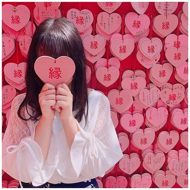 """ゆみ on Instagram: """"5/12 Sat ☀︎..三光稲荷神社👼🏼恋みくじ大吉だったしあみとお願い事してきたから今年はきっと🤤💖.#三光稲荷神社 #犬山 #いいね返し"""" (59542)"""